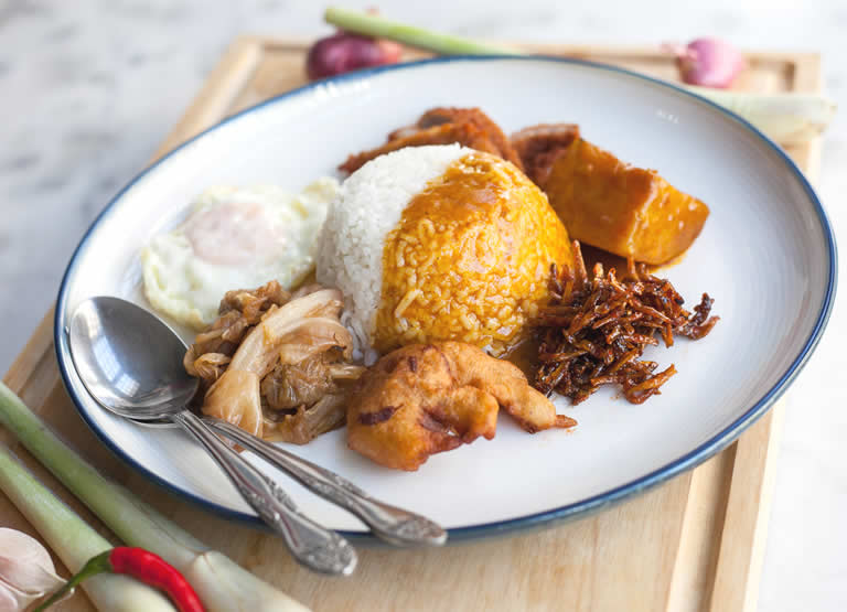 Best Curry Rice in Singapore